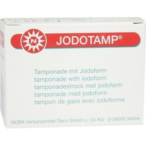 JODOTAMP 5mx1cm 50mg/g, 1 ST, Nobamed Paul Danz AG