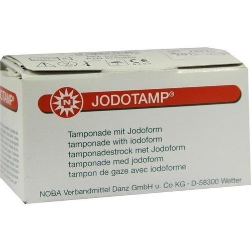 JODOTAMP 5mx5cm 50mg/g, 1 ST, Nobamed Paul Danz AG