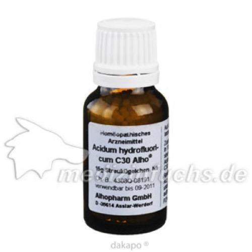 ACIDUM FLUOR C30, 15 G, Alhopharm Arzneimittel GmbH