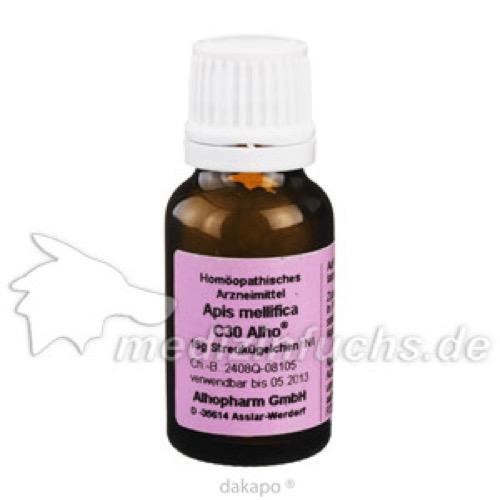 APIS MELLIFICA C30, 15 G, Alhopharm Arzneimittel GmbH