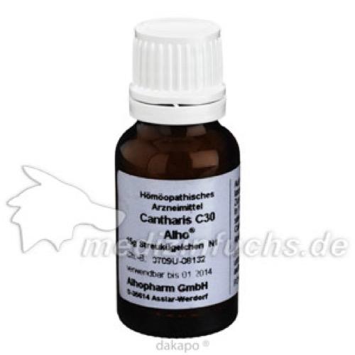 CANTHARIS C30, 15 G, Alhopharm Arzneimittel GmbH