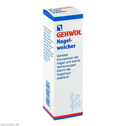 GEHWOL NAGELWEICHER, 15 ML, Eduard Gerlach GmbH