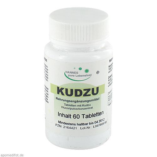 Kudzu, 60 ST, G & M Naturwaren Import GmbH & Co. KG