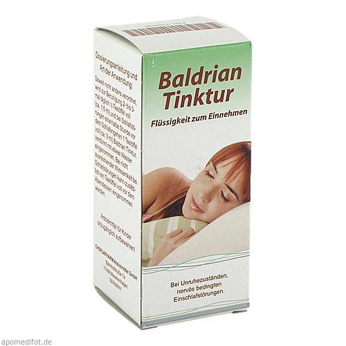 BALDRIAN TINKTUR, 50 ML, Cheplapharm Arzneimittel GmbH