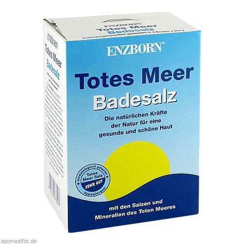 Totes Meer Badesalz Enzborn, 1.5 KG, Ferdinand Eimermacher GmbH & Co. KG