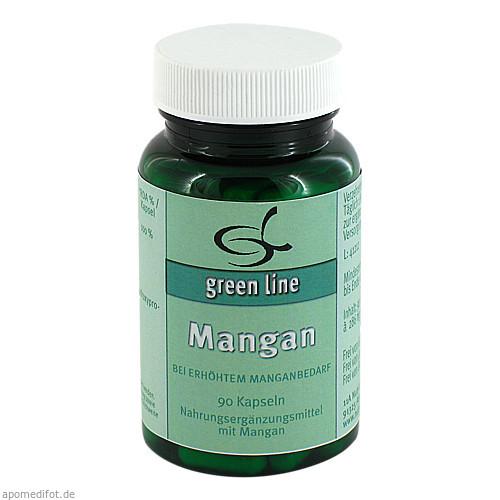 Mangan, 90 ST, 11 A Nutritheke GmbH