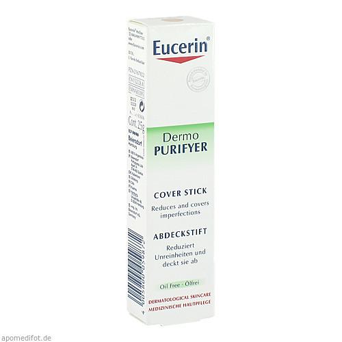EUCERIN DermoPURIFYER Abdeckstift, 2.5 G, Beiersdorf AG Eucerin