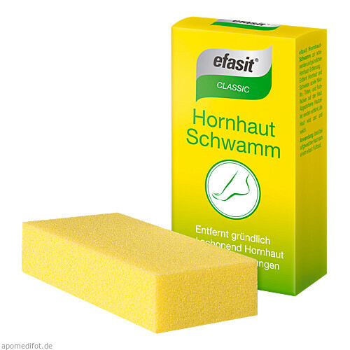 EFASIT HORNHAUTSCHWAMM, 1 ST, Kyberg experts GmbH