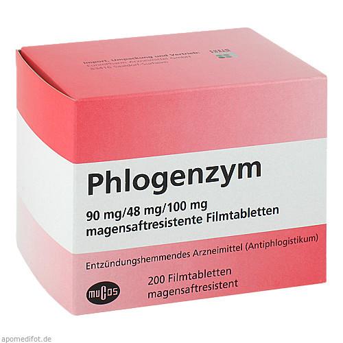 Phlogenzym, 200 ST, Eurimpharm Arzneimittel GmbH