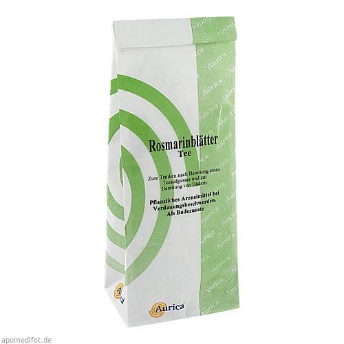 ROSMARINBLAETTERTEE AURICA, 80 G, AURICA Naturheilmittel und Naturwaren GmbH