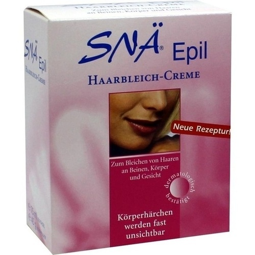 Haarbleich Creme Snae Epil Set, 1 ST, Axisis GmbH