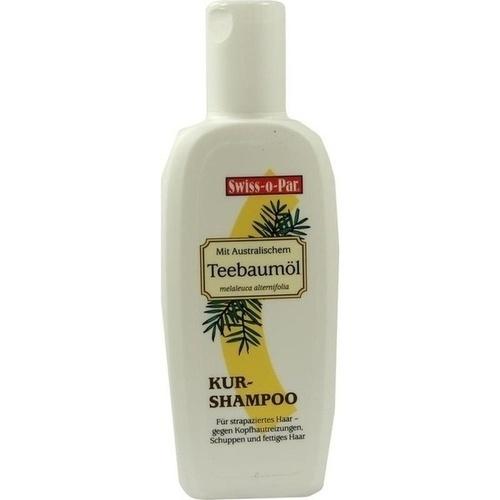 Teebaumöl Kur-Shampoo Swiss-O-Par, 250 ML, Axisis GmbH
