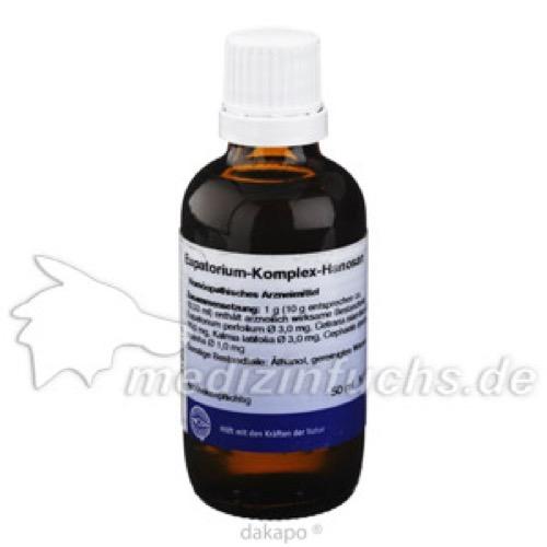 EUPATORIUM KOMPL, 50 ML, Hanosan GmbH
