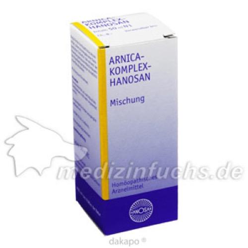 ARNICA KOMPL, 50 ML, Hanosan GmbH