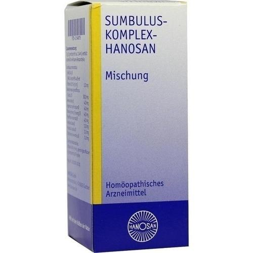SUMBULUS KOMPL HANOSAN, 50 ML, Hanosan GmbH