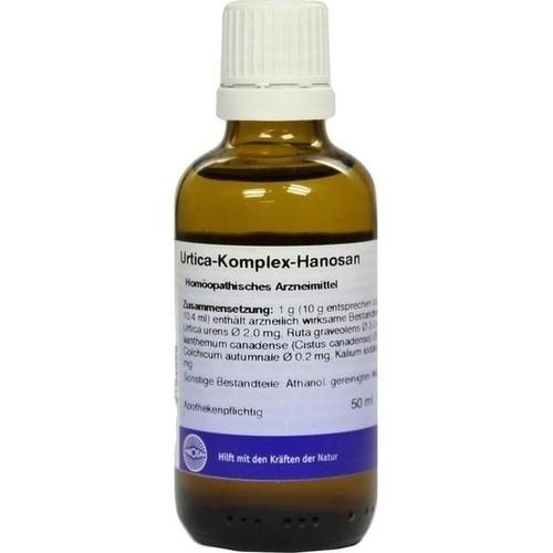 URTICA KOMPLEX, 50 ML, HANOSAN GmbH