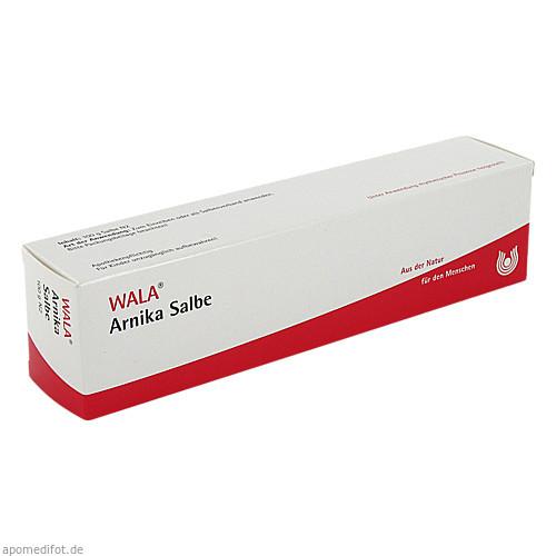 ARNIKA-SALBE, 100 G, Wala Heilmittel GmbH