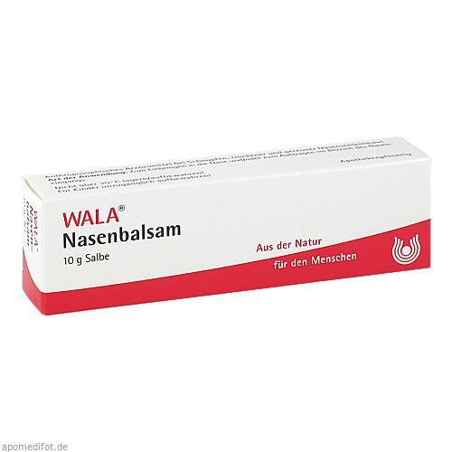 NASENBALSAM, 10 G, Wala Heilmittel GmbH