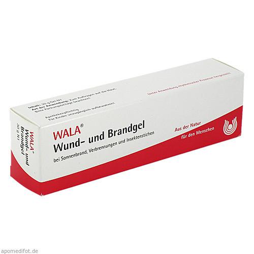 WUND-UND BRANDGEL, 30 G, Wala Heilmittel GmbH