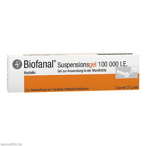 Biofanal Suspensionsgel i.d. Tube, 25 G, Dr.R.Pfleger GmbH