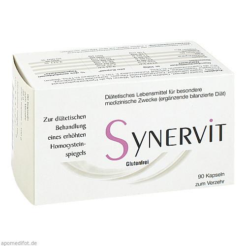 SYNERVIT Kapseln, 90 ST, Makolpharm Arzneimittel GmbH