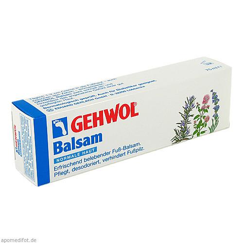 GEHWOL BALSAM, 75 ML, Eduard Gerlach GmbH