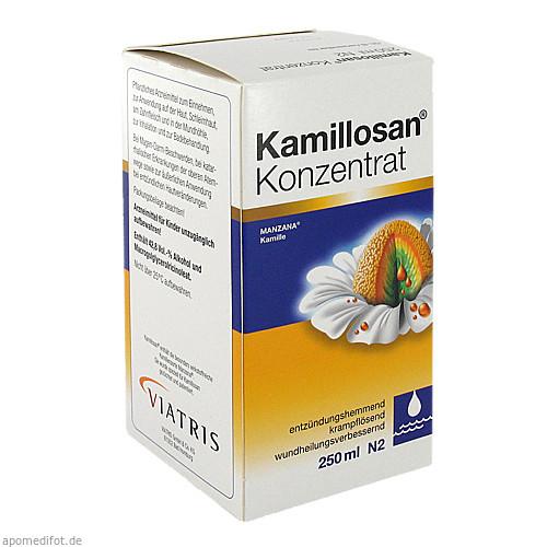 KAMILLOSAN KONZENTRAT, 250 ML, Meda Pharma GmbH & Co. KG