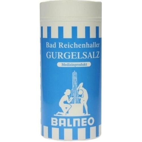 BAD REICHENH GURG INH SALZ, 250 G, Balneo GmbH
