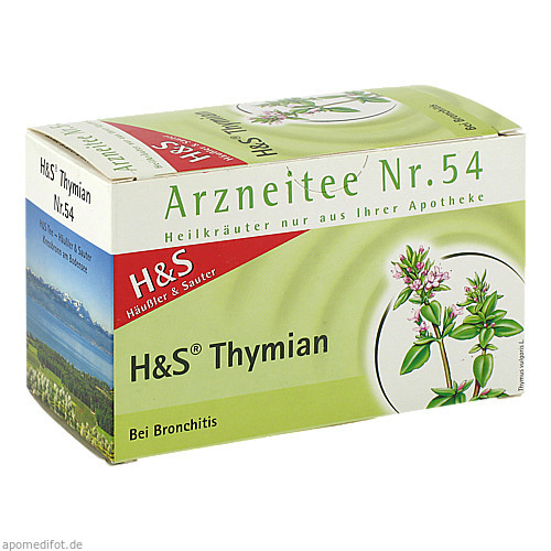 H&S Thymian, 20 ST, H&S Tee - Gesellschaft mbH & Co.