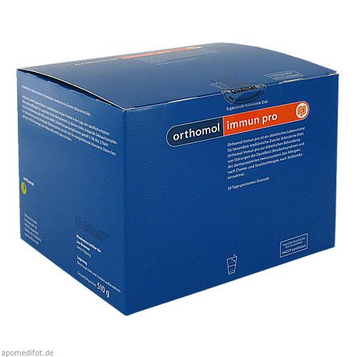 ORTHOMOL Immun Pro Granulat, 30 ST, Orthomol pharmazeutische Vertriebs GmbH
