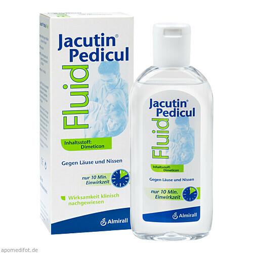 Jacutin Pedicul Fluid, 100 ML, Almirall Hermal GmbH