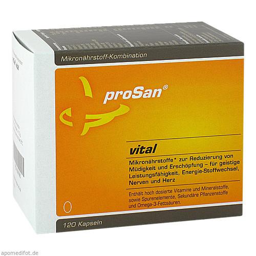 proSan Vital, 120 ST, Prosan Pharmazeutische Vertriebs GmbH