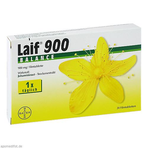 Laif 900 BALANCE, 20 ST, Bayer Vital GmbH