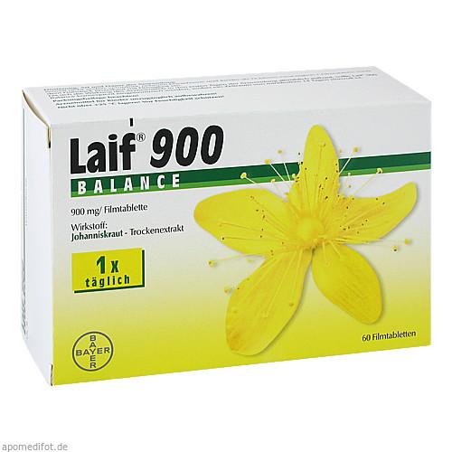 Laif 900 BALANCE, 60 ST, Bayer Vital GmbH