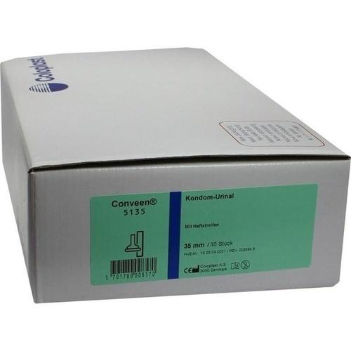 CONVEEN Kondom-Urinal m.Haftstreifen 5135 35, 30 ST, Coloplast GmbH