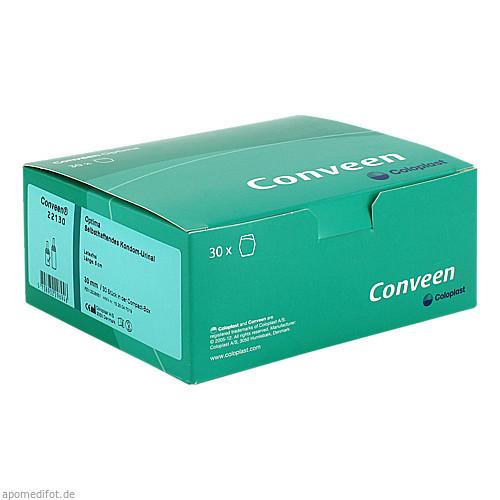 Conveen Optima Kondom-Urinal 5cm 30mm 22130, 30 ST, Coloplast GmbH