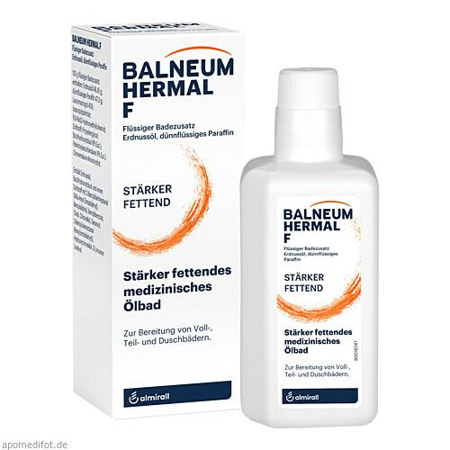 BALNEUM HERMAL F, 500 ML, Almirall Hermal GmbH