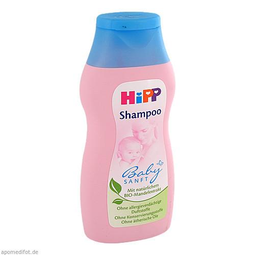 Hipp 9560 Babysanft Shampoo, 200 ML, Hipp GmbH & Co.Vertrieb KG