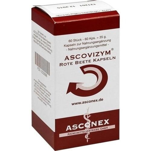 ASCOVIZYM, 60 ST, Asconex Formentera S.L.
