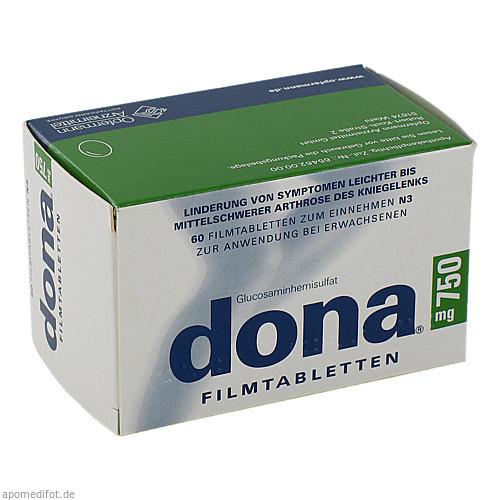 dona 750mg, 60 ST, Meda Pharma GmbH & Co. KG