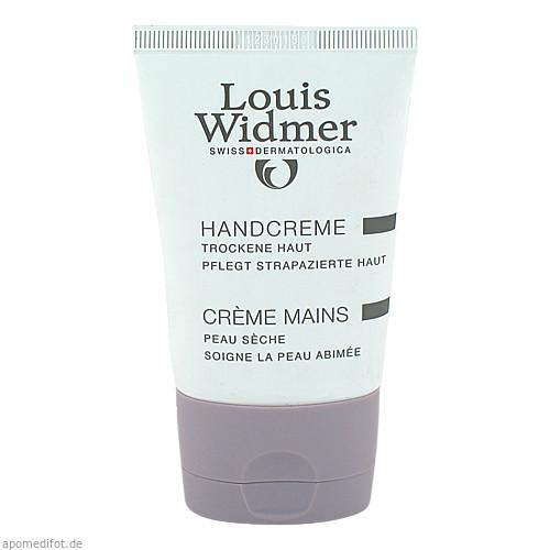WIDMER HAND CREME LEICHT PARF, 50 ML, Louis Widmer GmbH