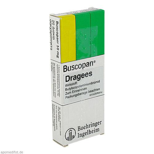 BUSCOPAN, 20 ST, Eurimpharm Arzneimittel GmbH