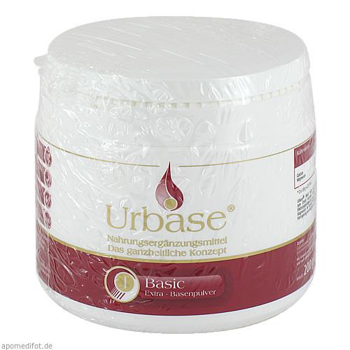 URBASE I EXTRA Basenpulver zur Nahrungsergänzung, 200 G, Laetitia Naturprodukte Vertr. GmbH