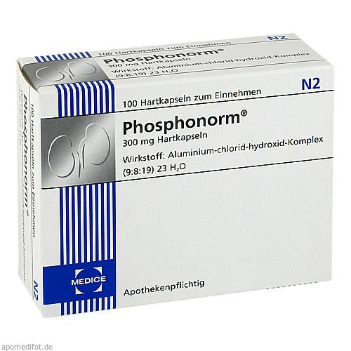 PHOSPHONORM, 1X100 ST, Medice Arzneimittel Pütter GmbH & Co. KG