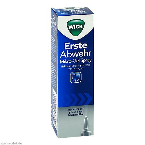 WICK Erste Abwehr, 15 ML, Procter & Gamble GmbH