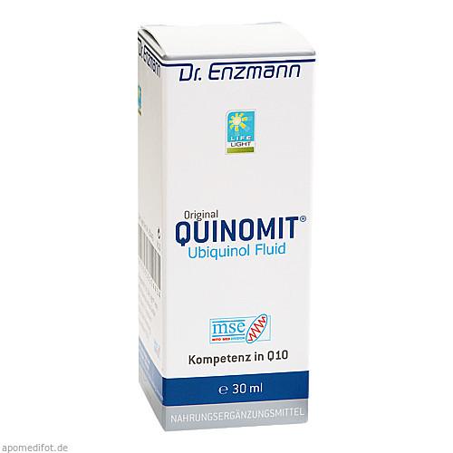 Quinomit Ubiquinol Fluid, 30 ML, Apozen Vertriebs GmbH