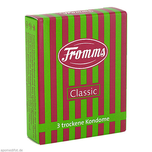FROMMS CLASSIC 11122004, 3 ST, Mapa GmbH