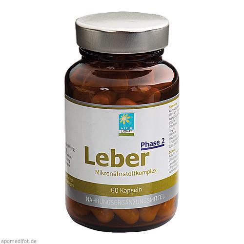 Leber Phase 2, 60 ST, Apozen Vertriebs GmbH