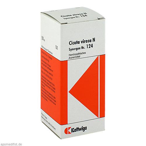 SYNERGON KOMPLEX 124 Cicuta virosa N Tropfen, 50 ML, Kattwiga Arzneimittel GmbH