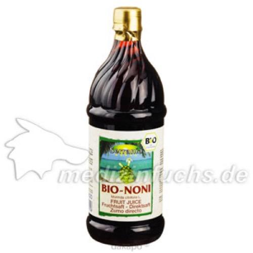 NONI-MORINDA Direktsaft 100% Serrani.m. Bio-Siegel, 1000 ML, Grüner Pharmavertrieb